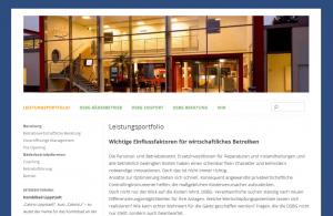 Webseite DSBG-Herne.de