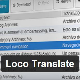 WP-PlugIn: Loco Translate