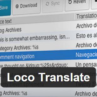 WP-PlugIn: Loco Translate