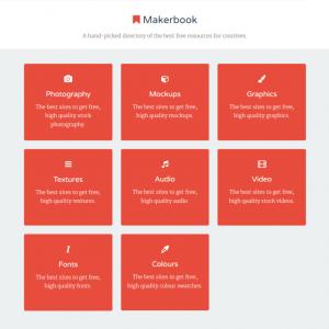 Webseite - Makerbook.net