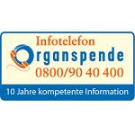 Organspende Infotelefon