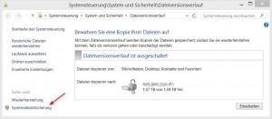 Windows Systemabbildsicherung als Backup mit Bordmitteln erstellen [1]