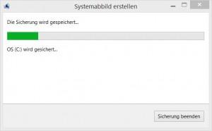 Windows Systemabbildsicherung als Backup mit Bordmitteln erstellen [5]