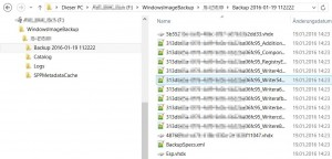 Windows Systemabbildsicherung als Backup mit Bordmitteln erstellen [6]