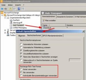 Exchange-Server - Winmail.dat